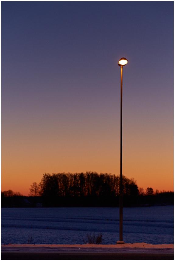 Hommikuvalgus / Morning light