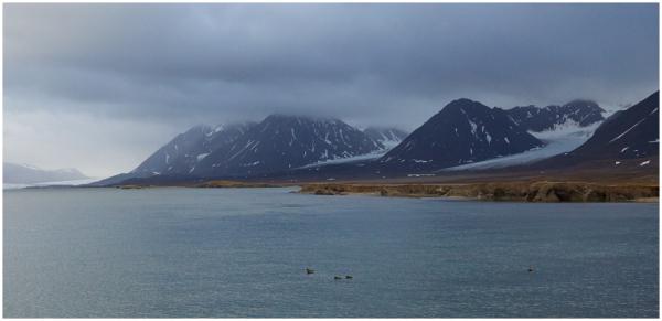 Oscar II Land, Spitsbergen, Svalbard