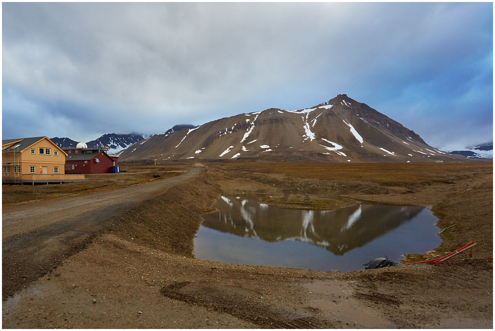 NNy-Ålesund, Svalbard