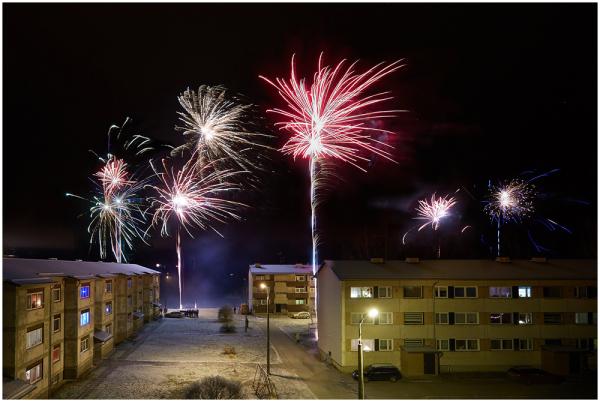 Head uut aastat / Happy New Year