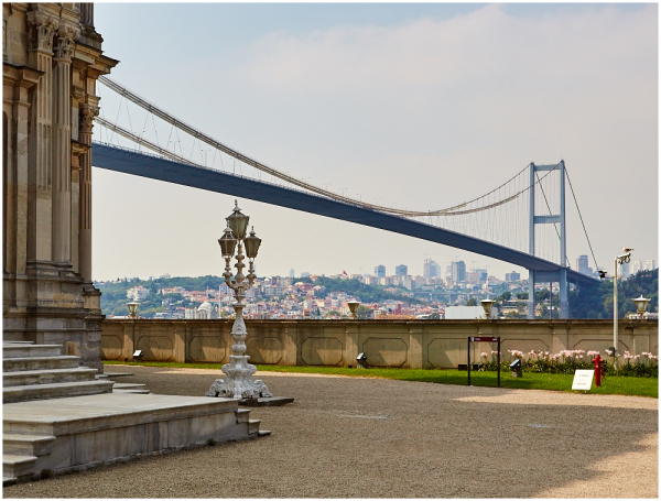 The First Bosphorus Bridge, Istanbul