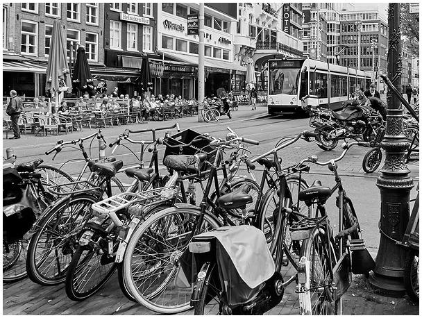 City walk, 10. Amsterdam