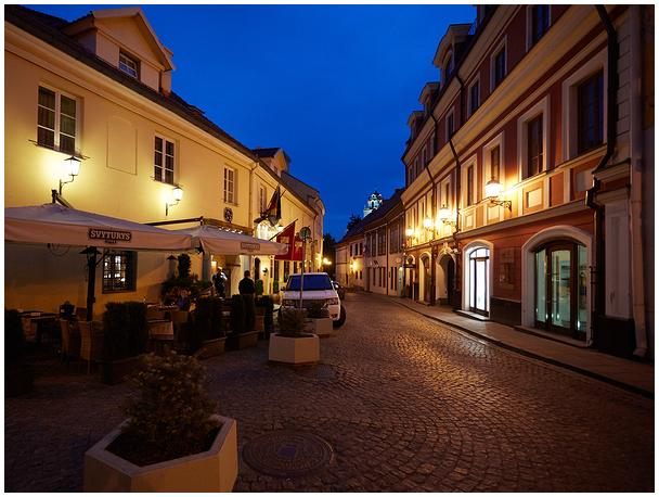 City walk, 11. Vilnius