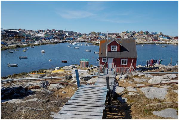 Aasiaat, Greenland