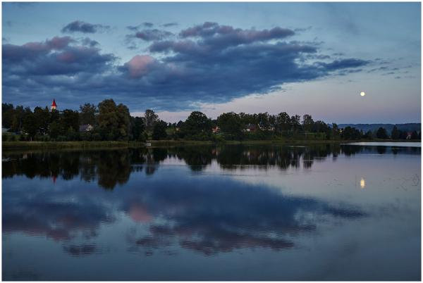 Rõuge Suurjärv / Lake Suurjärv in Rõuge