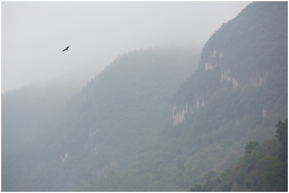 Three Gorges, Jangtze
