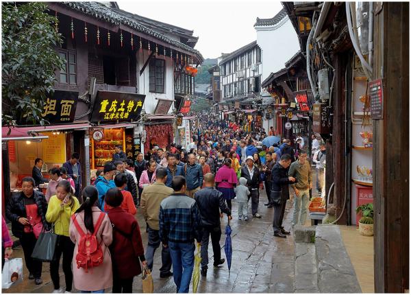 Ciqikou, Chongqing, China