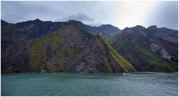 Jangtse jõgi / Yangtze river