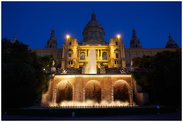 Palau Nacional, Barcelona