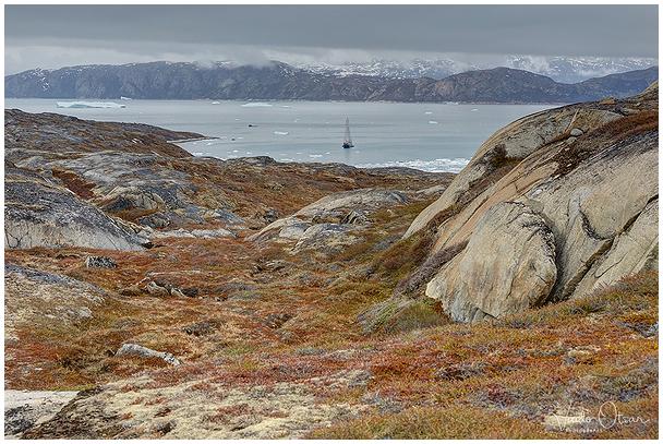 Ata Sund, Greenland