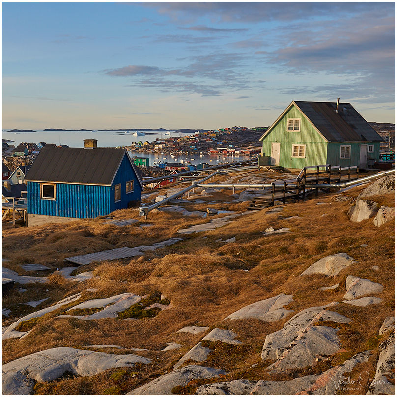 Aminus3 Color Featured photo Aasiaat, Greenland | 15 December 2017