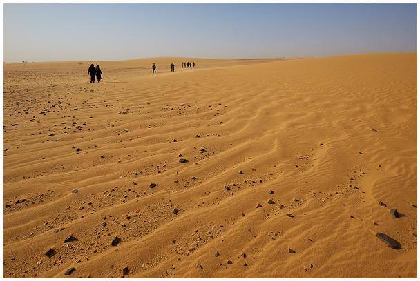 Läbi kõrbe