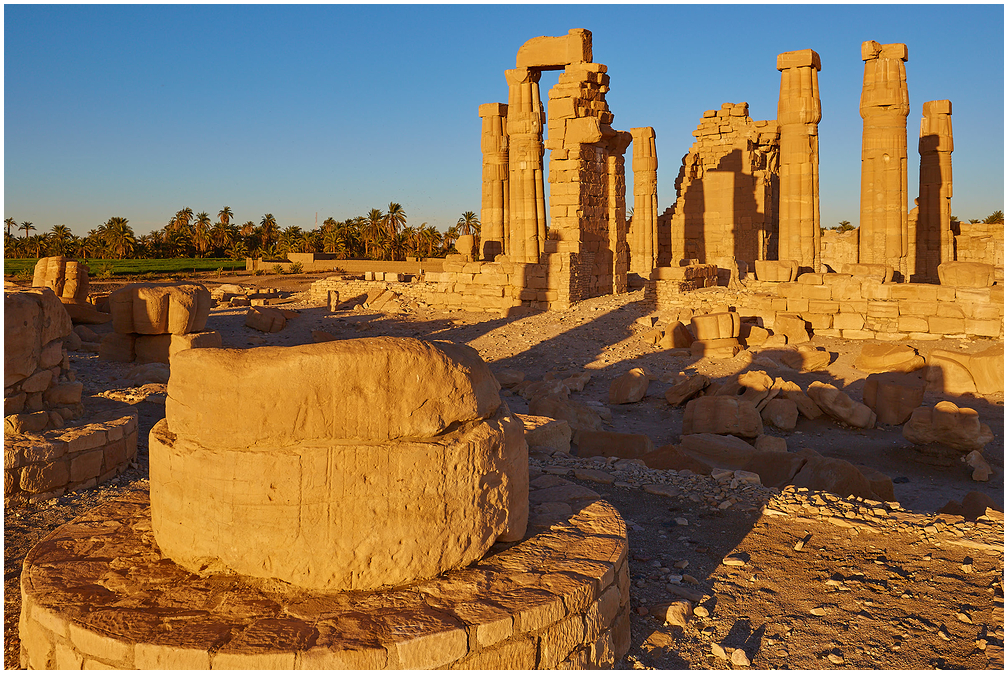Soleb temple, Sudan