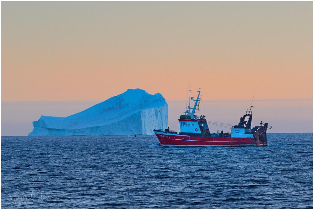 Trawler Claudia, Nuuk