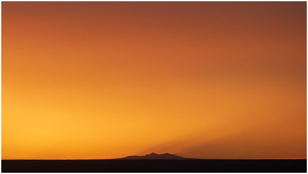 Uyuni Soolatasandik, Boliivia