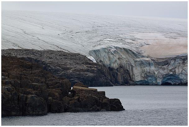 Teravmägede rannikul / On the Svalbard coast