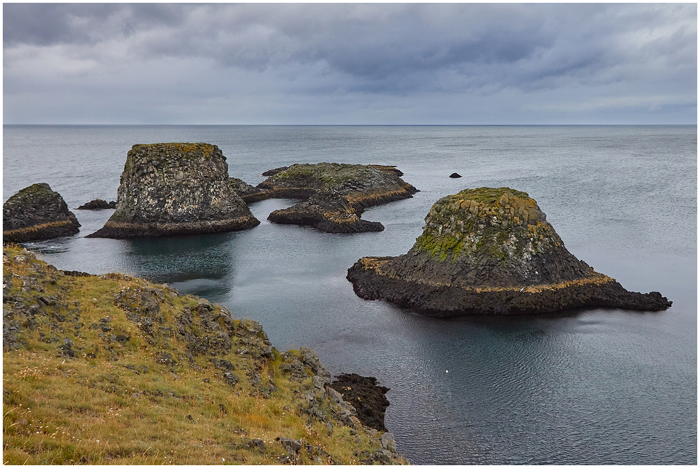 Aranarstapi coast, Iceland