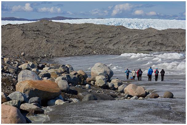 Greenland ice sheet / Gröönimaa jääkilp
