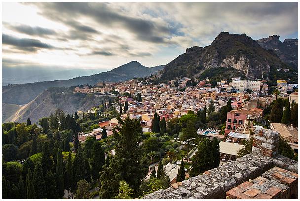 Taormina, Sitsiilia