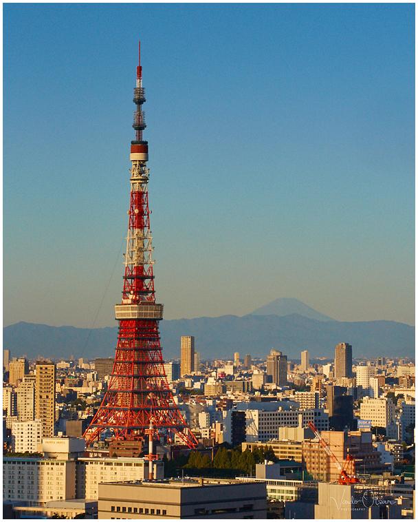 Hommik Tokios / Morning in Tokyo