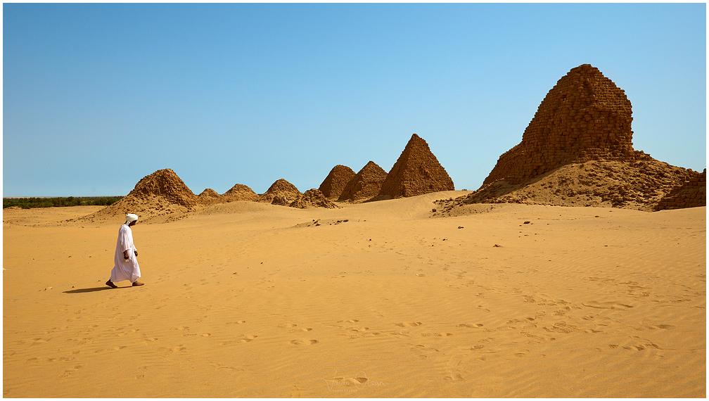 Nuri Pyramids, Sudan