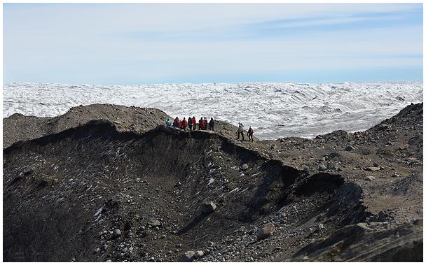 Greenland ice sheet / Gröönimaa jääkilp, 1