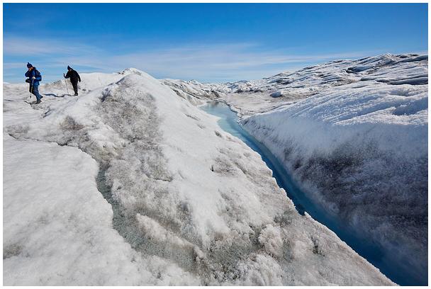 Greenland ice sheet / Gröönimaa jääkilp, 2