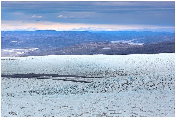 Greenland ice sheet / Gröönimaa jääkilp, 3