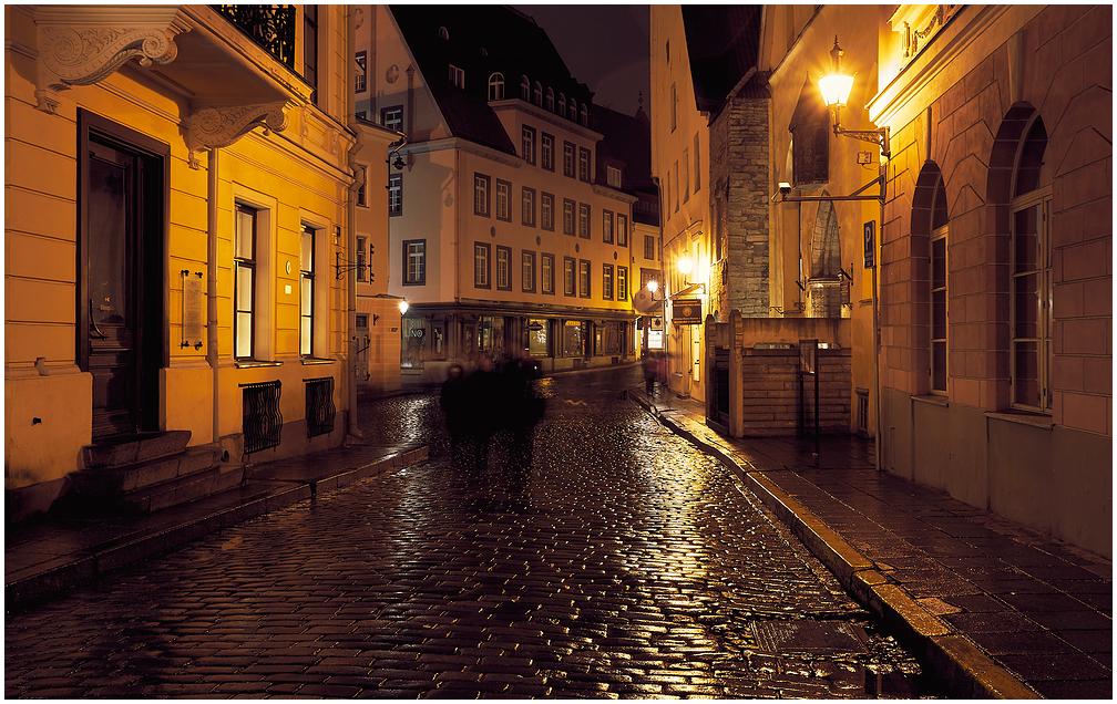 Vihmane õhtu