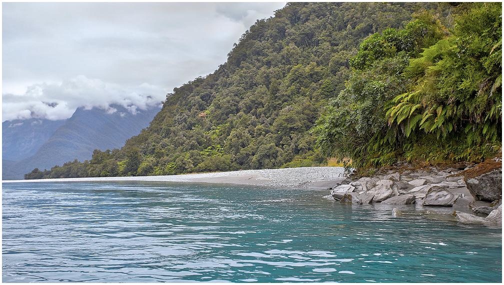 Fox River, New Zealand