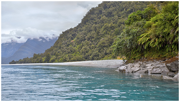 Fox River, New Zealand