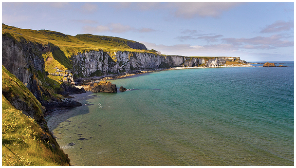 North Antrim coast, North Ireland