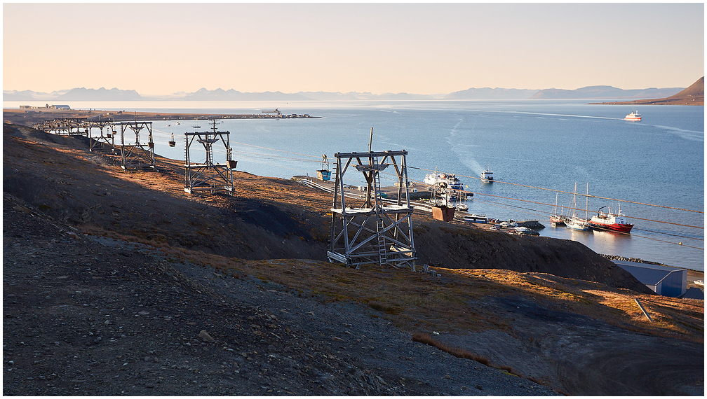 Longyearbuyen, Svalbard