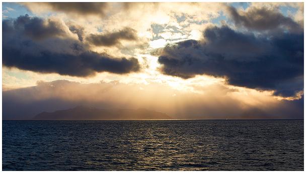 Vahelduv pilvisus / Intermittent clouds