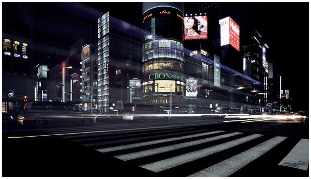 Õhtu Tokios / Evening in Tokyo