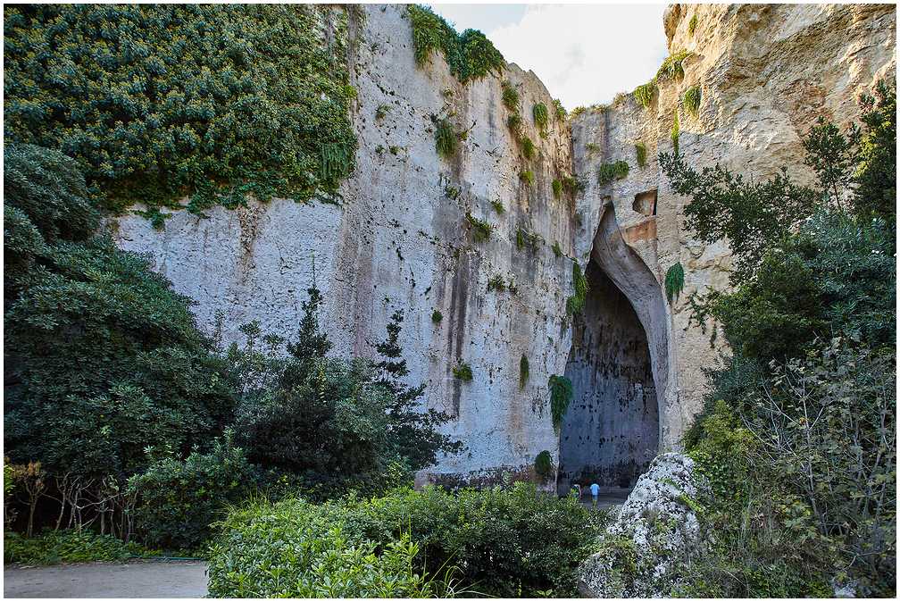 Ear of Dionysius, Syacuse, Sicily