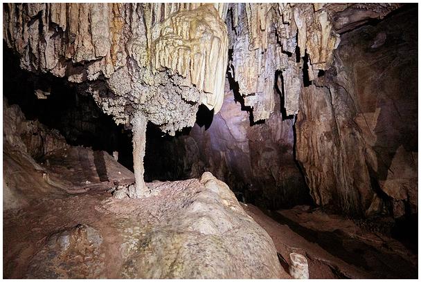 Umajalanta cave, Bolivia