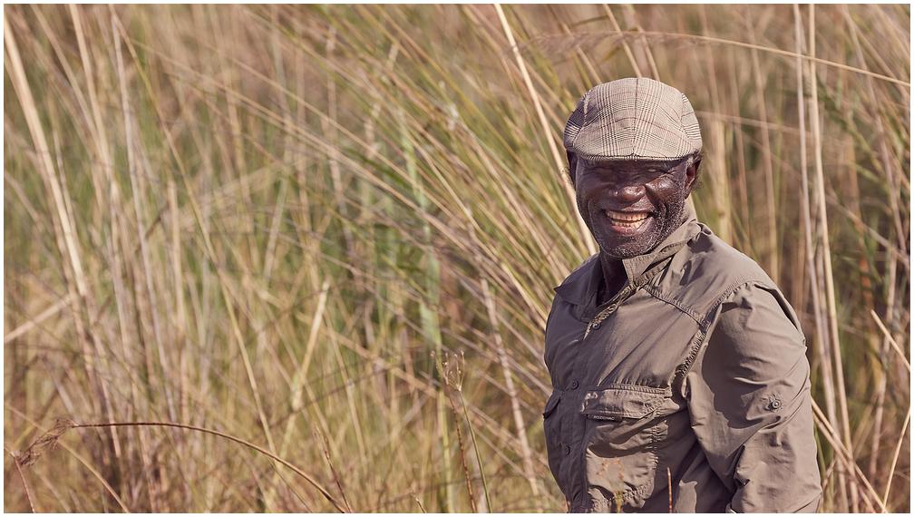Paadimees Botswanas