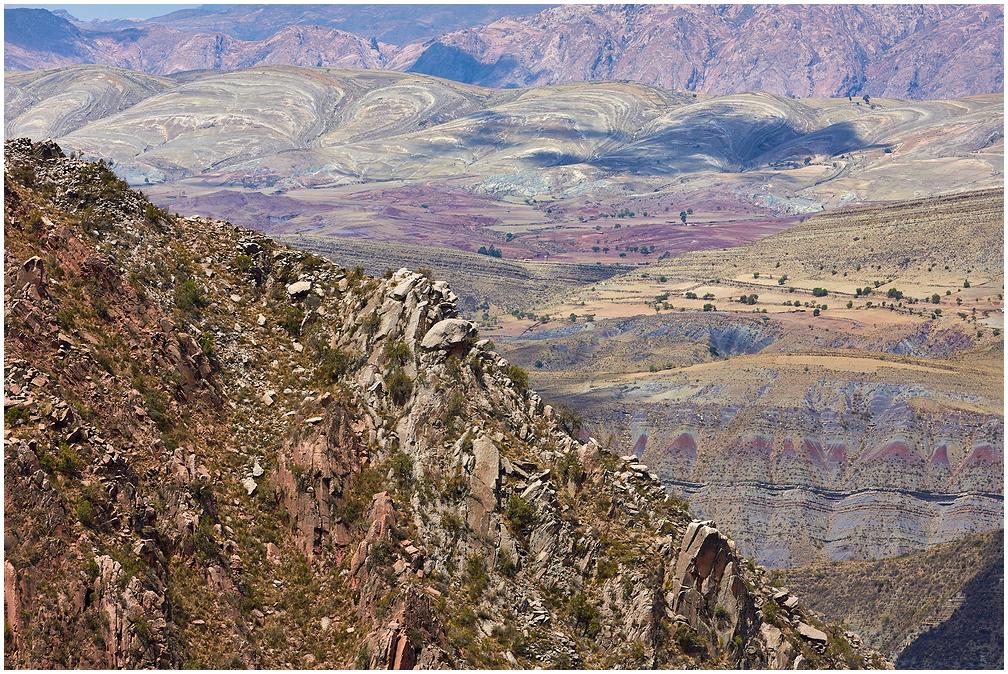 Maragua crater, Bolivia