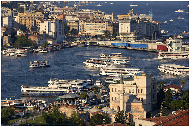 Kuldsarve laht / Golden Horn Bay
