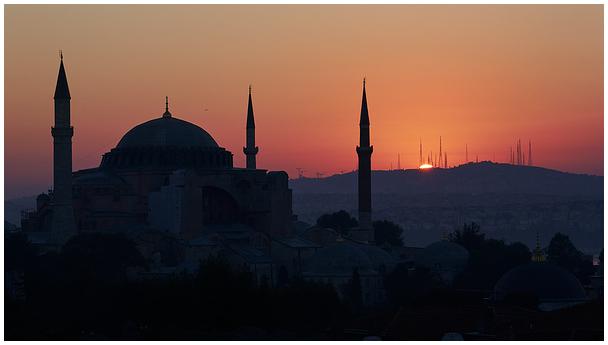 Hommik Istanbulis / Morning in Istanbul