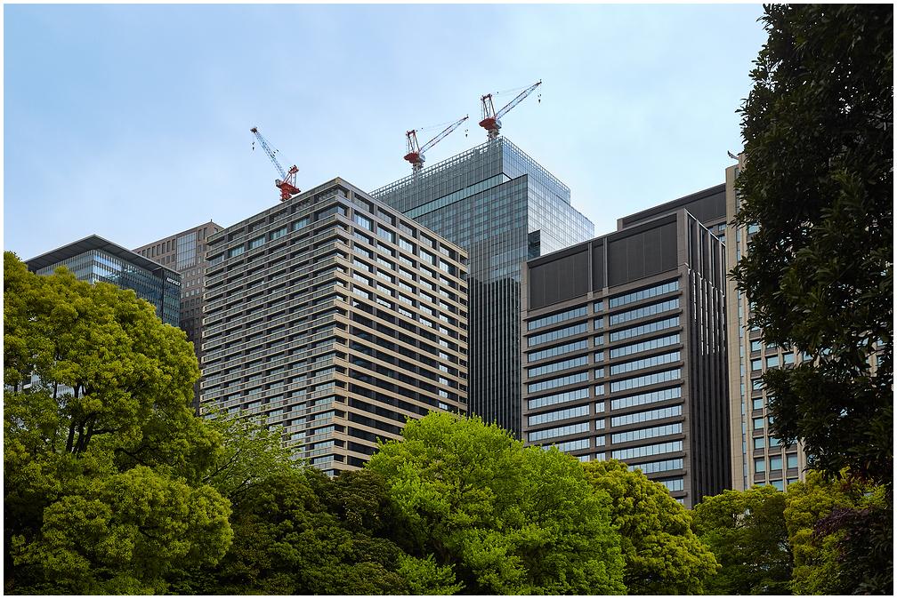 Tokio keisripalee aed