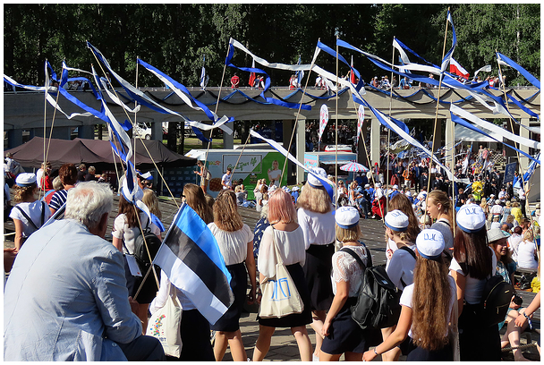 Eesti pidu / Estonian celebration