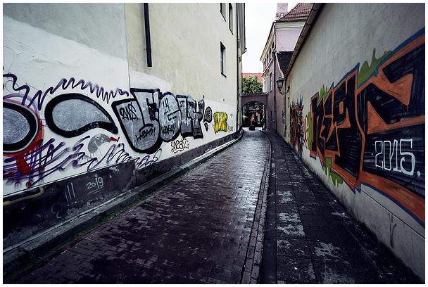 Kõrvaltänav / Side street