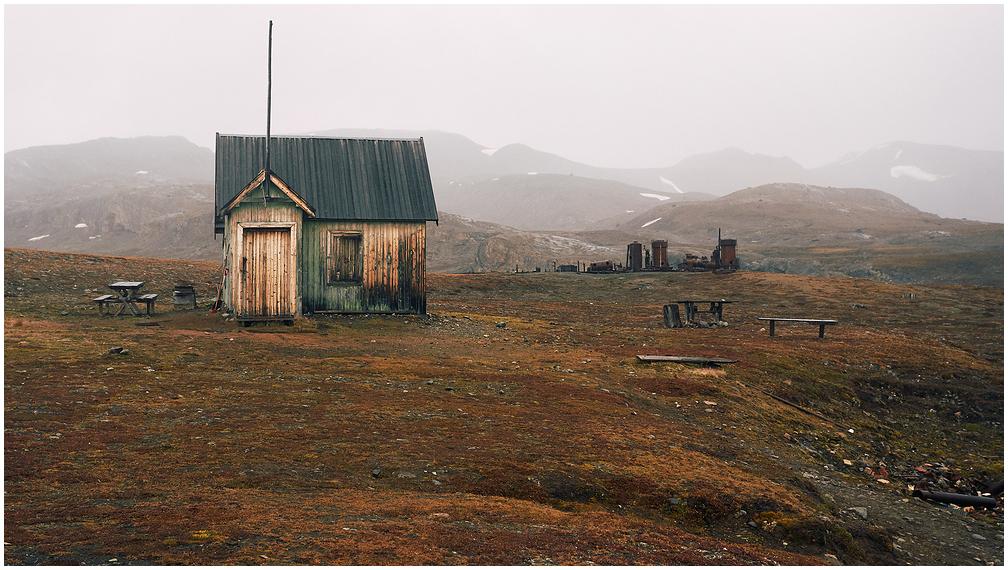 Ny-London, Svalbard