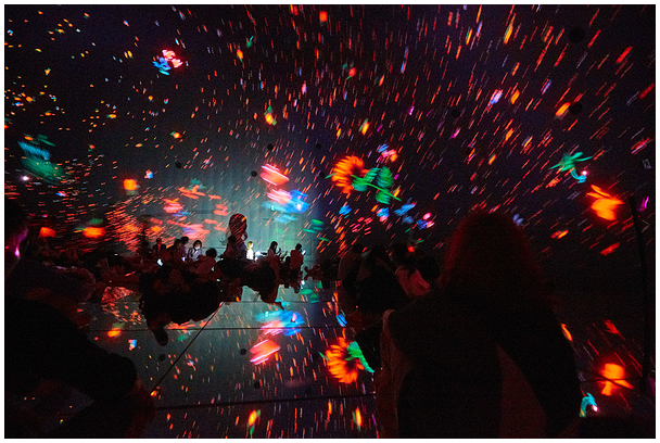 Aminus3 Color Featured photo Teamlab Planets Tokyo | 6 November 2019