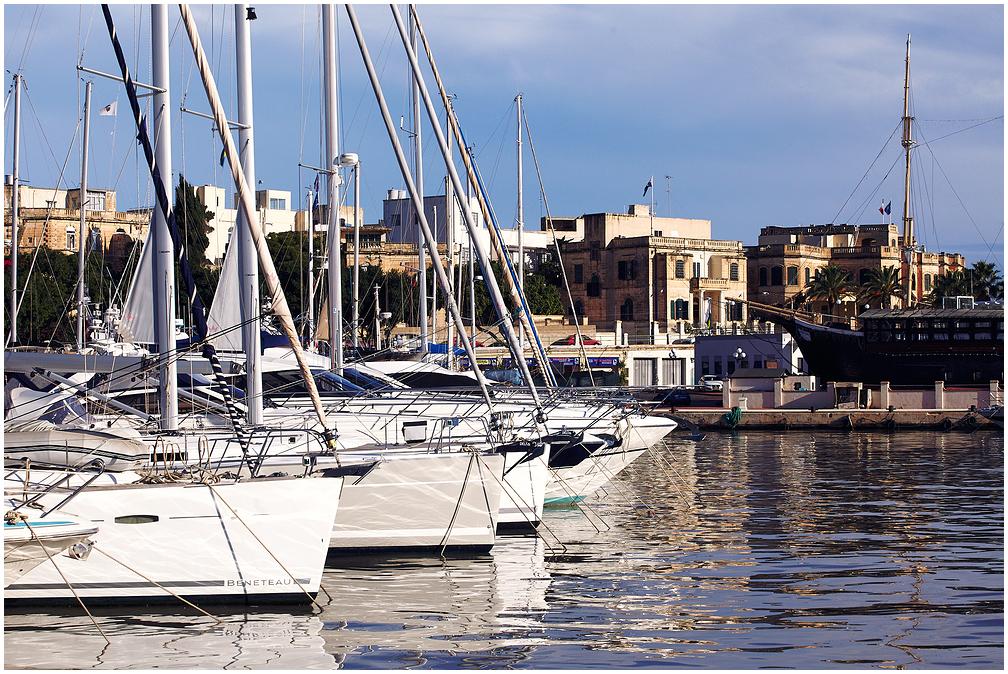 Malta marina