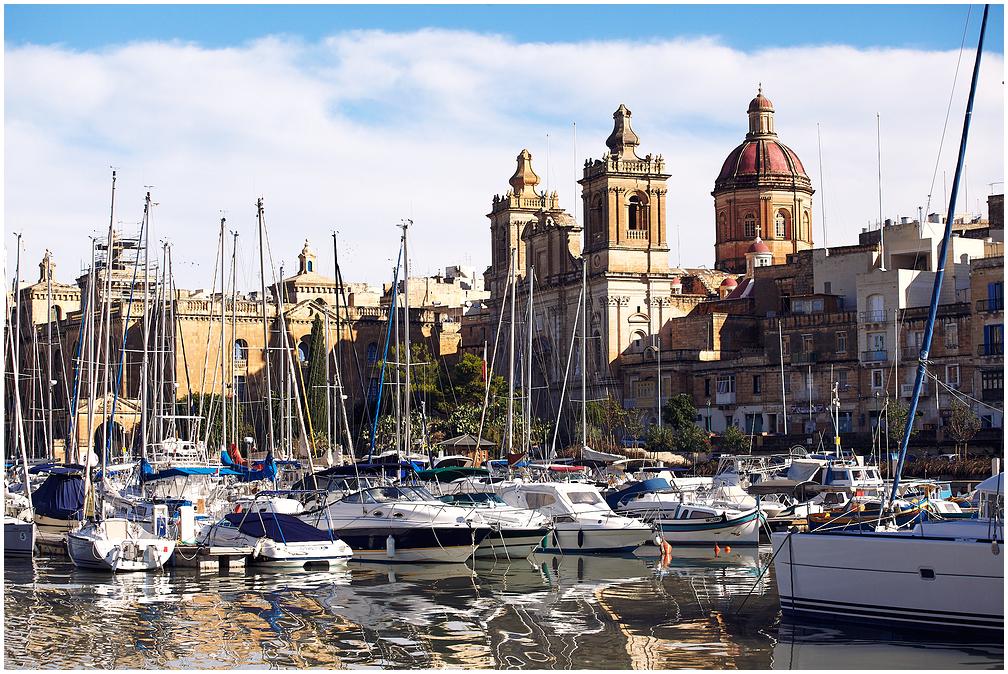 Valletta Yacht Marina, Malta