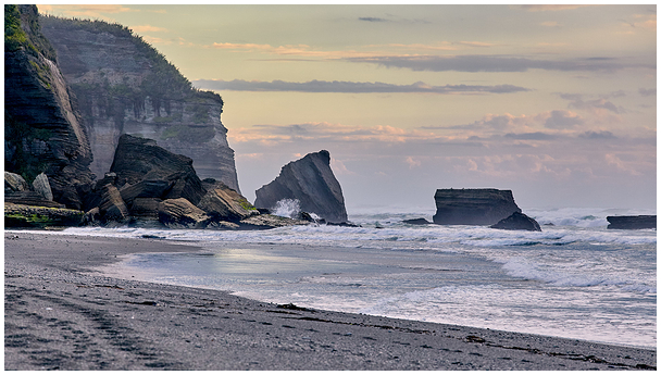 Uus Meremaa rannik / New Zealand coast
