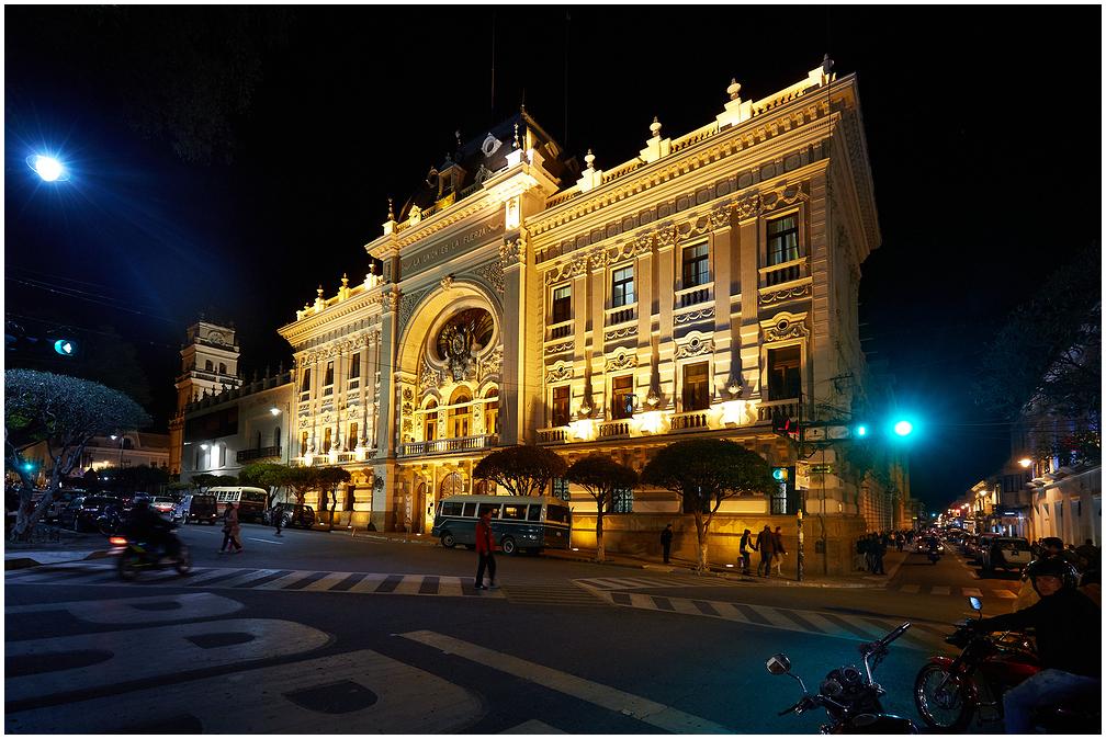 National Palace, Sucre, Bolivia